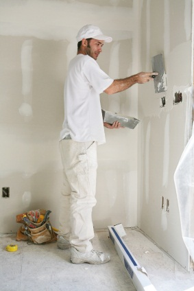 Drywall repair in Riverside, MA by Fine Line Painting.