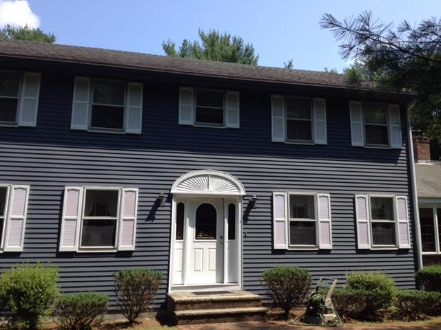 Exterior Painting by Fine Line Painting in Billerica, MA